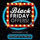 Black Friday Offer Flyer