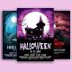 Halloween Flyer/ Poster Bundle Vol.1-3