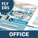 Office For Lease Flyers – 4 Options