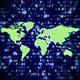 World Map Digital (2 in 1)