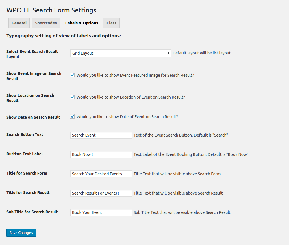 Ee4 event search form by iqbal1486 codecanyon ee4 event search form falaconquin