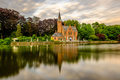 Bruges (Brugge) cityscape with Minnewater lake - PhotoDune Item for Sale