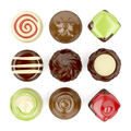 Selection of chocolate candies - PhotoDune Item for Sale