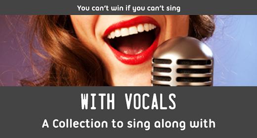 With Vocals