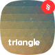 Abstract Noisy Triangles Blur Backgrounds - GraphicRiver Item for Sale