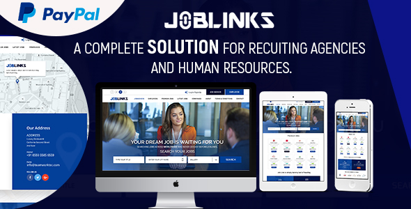 Job Links - Complete Job Management Script - CodeCanyon Item for Sale