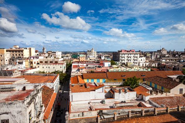 Old Havana - Stock Photo - Images