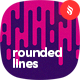 10 Different Abstract Irregular Rounded Lines Backgrounds - GraphicRiver Item for Sale