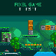 Pixel Game Tileset - GraphicRiver Item for Sale