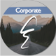 Bright Positive Corporate Background