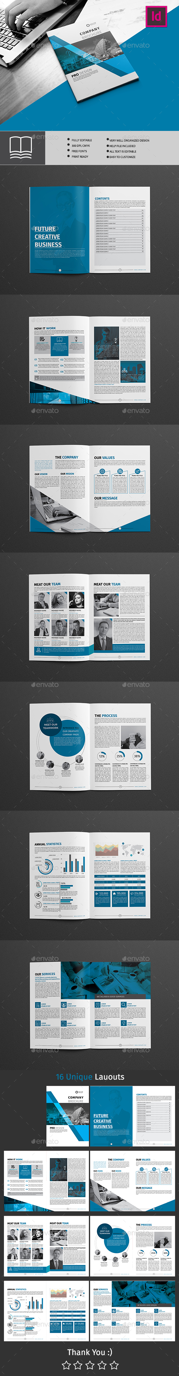 GraphicRiver Brochure 16 Page 20673066