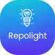 Repolight - Business Consult Sketch Template - ThemeForest Item for Sale