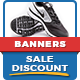 Sale Discount Banners - GraphicRiver Item for Sale