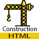 Construction HTML Responsive Template - ThemeForest Item for Sale