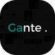Gante Multipurpose Theme - GraphicRiver Item for Sale