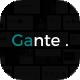 Gante Multipurpose Theme