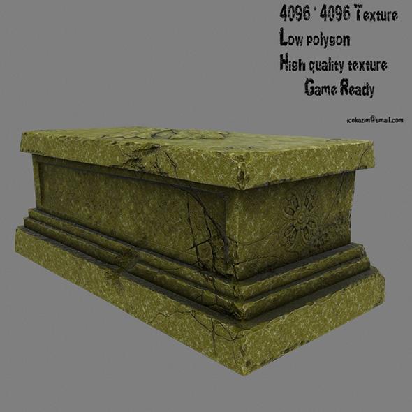 base 5 - 3DOcean Item for Sale