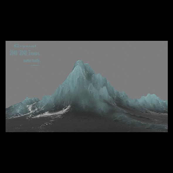 3DOcean iceberg 3 20674134