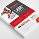 Pet Care Business Flyers