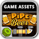 PipeBeer Game Assets - GraphicRiver Item for Sale