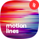 Motion Lines Backgrounds - GraphicRiver Item for Sale