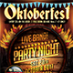 Oktoberfest Party Night Flyer - GraphicRiver Item for Sale