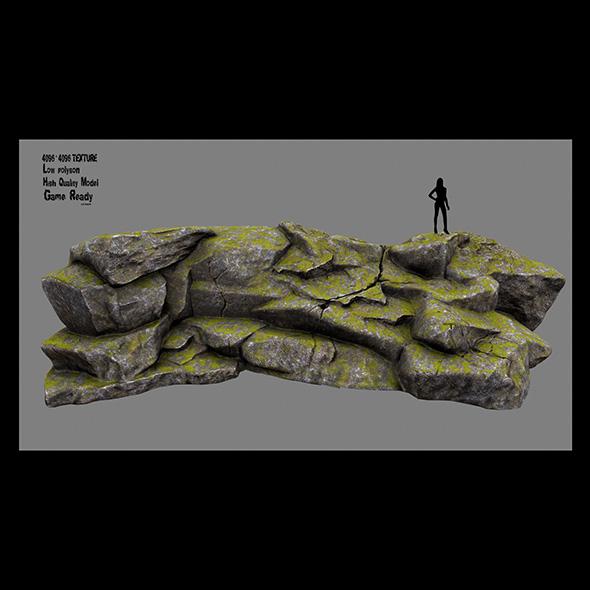 3DOcean rock 6 20675829