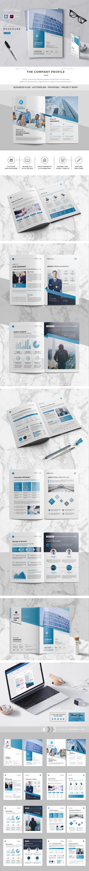 GraphicRiver The Company Profile 2018 20675906