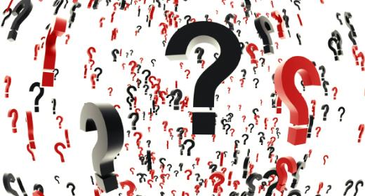 FAQ - Question Marks