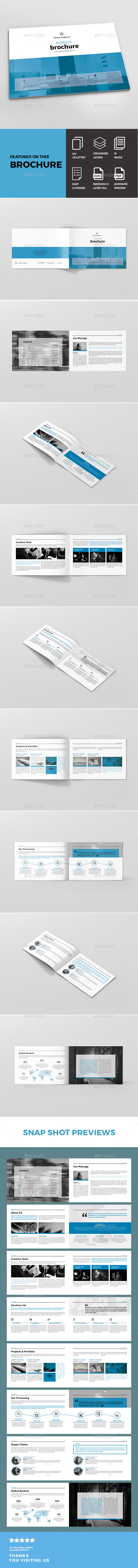 GraphicRiver Brochure 20676412