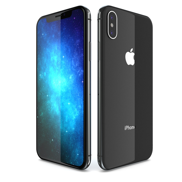 3DOcean iPhone X 20676947