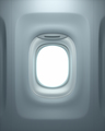 Airplane Window With Clipping Path - PhotoDune Item for Sale