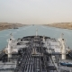 Suez Canal - Oil Tanker Passing Through the Suez Canal - VideoHive Item for Sale