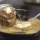 Chef Fries Rich Juicy Steak in Frying Pan with Herbs and Garlic, Pouring Boiling Butter. - VideoHive Item for Sale