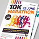 Marathon Event Flyer 3