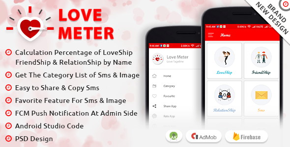 Love Meter - CodeCanyon Item for Sale