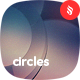 Abstract Circles Backgrounds - GraphicRiver Item for Sale