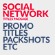 Social Media Titles Bundle - VideoHive Item for Sale
