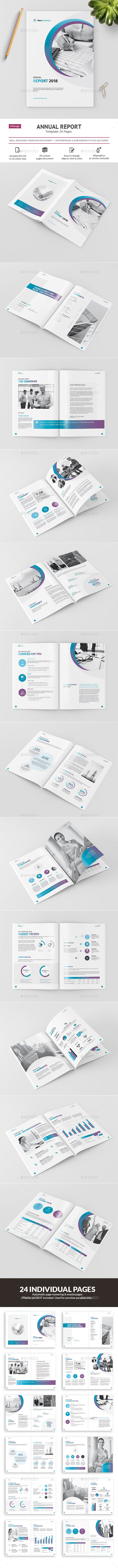 GraphicRiver Annual Report 2018 Vol II 20678438