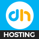 dHosting - Multi Purpose PSD Template