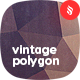 Vintage Polygon Backgrounds - GraphicRiver Item for Sale