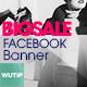 20 Facebook Post Banner - Big Sale