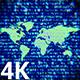 World Map Digital 4K (2 in 1) - VideoHive Item for Sale