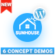 Real Estate WordPress | Sun House Real Estate WP