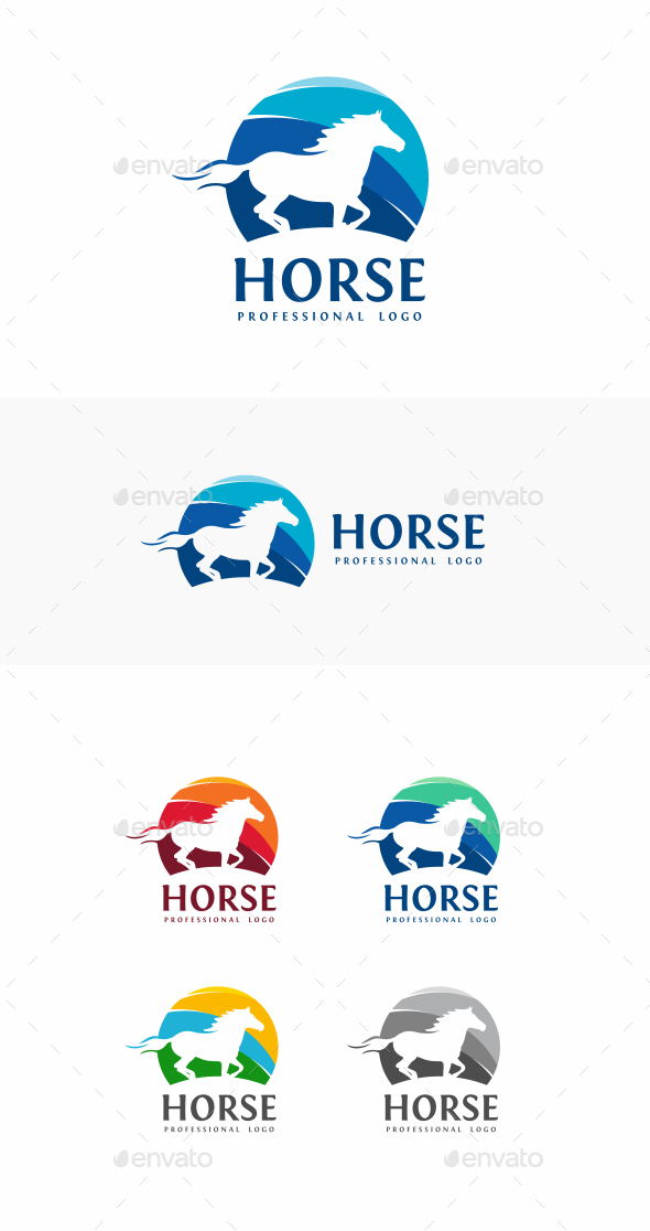 GraphicRiver Horse 20680120