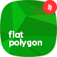 Abstract Flat Polygon Backgrounds - GraphicRiver Item for Sale