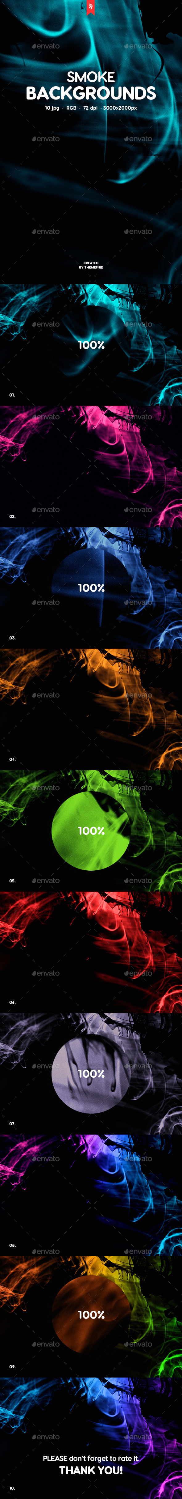 Smoke Backgrounds - Backgrounds Graphics