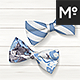 Bow Tie Mock-up - GraphicRiver Item for Sale