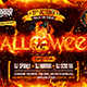 Halloween Night Party Flyer vol.5 - GraphicRiver Item for Sale