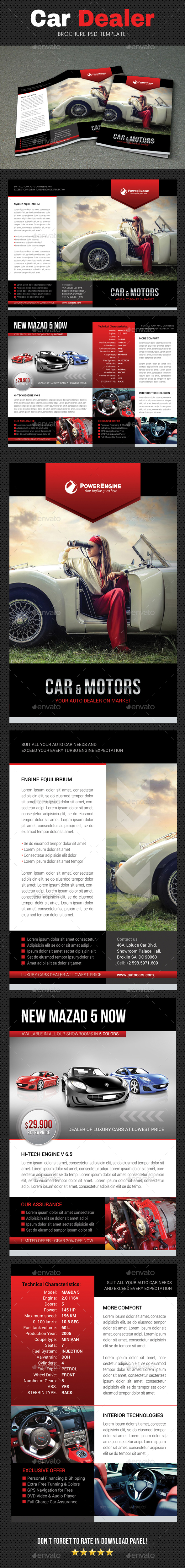 Automotive Brochure - Corporate Brochures